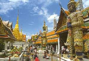 Вид Бангкока