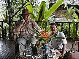 В джунглях Малайзии себя можно ощутить настоящим Индианой Джонсом