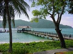 Уютные бухточки Пангкора, Малайзия